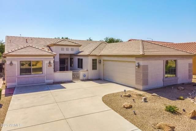 15550 N 164TH Lane, Surprise, AZ 85388 (MLS #6248867) :: CANAM Realty Group