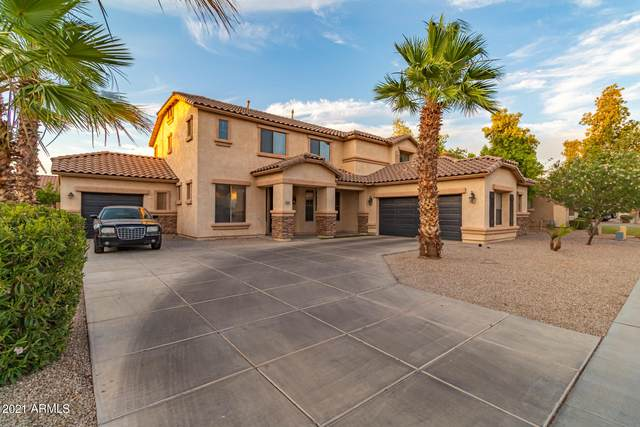 19760 E Mayberry Road, Queen Creek, AZ 85142 (MLS #6248870) :: Klaus Team Real Estate Solutions