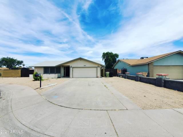 5625 N 46TH Drive, Glendale, AZ 85301 (MLS #6248874) :: Devor Real Estate Associates