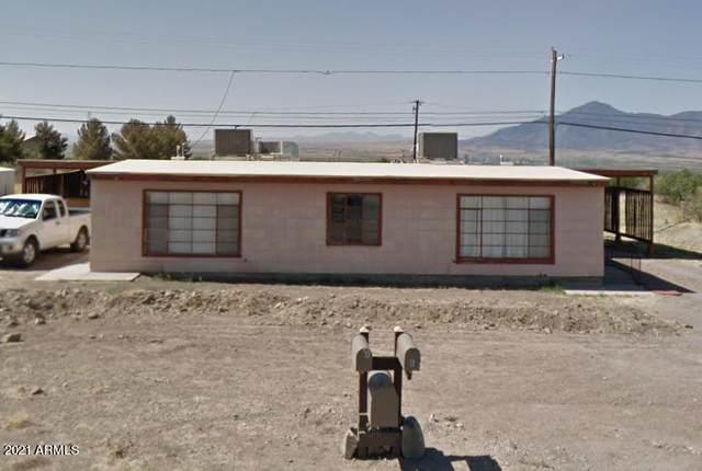 617 Santa Cruz Drive A, Bisbee, AZ 85603 (MLS #6248899) :: CANAM Realty Group