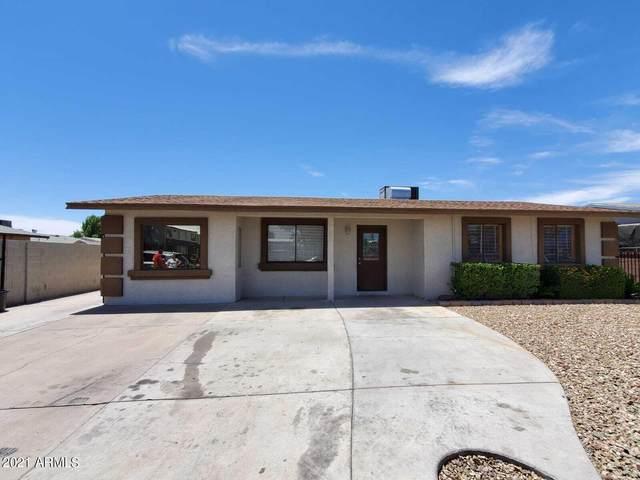 2610 N 45TH Avenue, Phoenix, AZ 85035 (MLS #6248912) :: Executive Realty Advisors