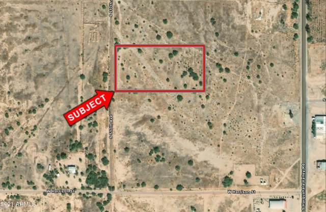 0 N Wayne Avenue, Tonopah, AZ 85354 (MLS #6248925) :: The Copa Team | The Maricopa Real Estate Company