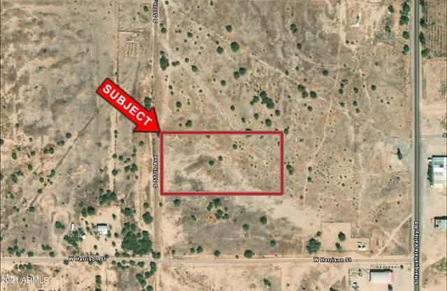 0 N Wayne Avenue, Tonopah, AZ 85354 (MLS #6248930) :: The Copa Team | The Maricopa Real Estate Company
