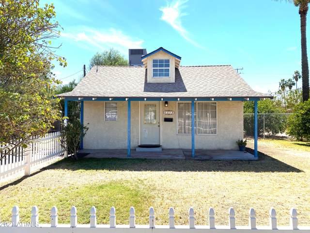 4218 N 11TH Street, Phoenix, AZ 85014 (MLS #6248944) :: Executive Realty Advisors