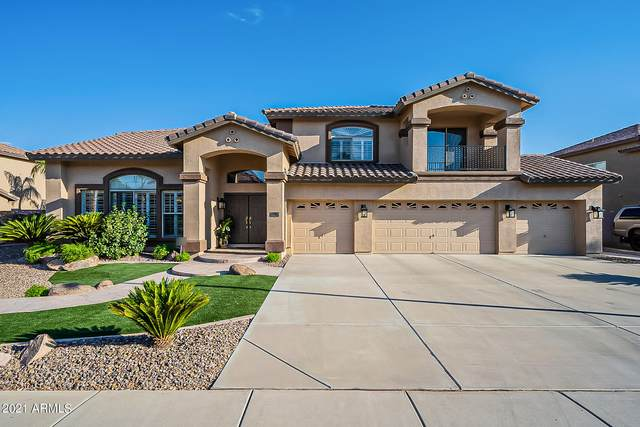 1709 E Kaibab Drive, Chandler, AZ 85249 (MLS #6248949) :: Conway Real Estate