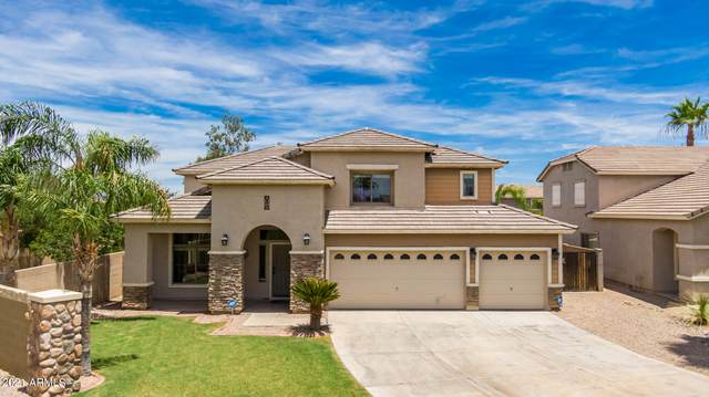 34989 N Stirrup Circle, Queen Creek, AZ 85142 (MLS #6248970) :: The Garcia Group