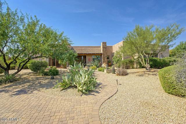 13839 E Quail Track Drive, Scottsdale, AZ 85262 (MLS #6248972) :: TIBBS Realty