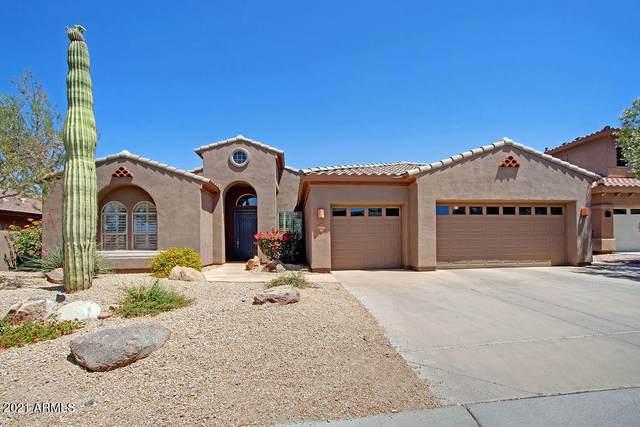 10840 E Bahia Drive, Scottsdale, AZ 85255 (MLS #6248979) :: ASAP Realty