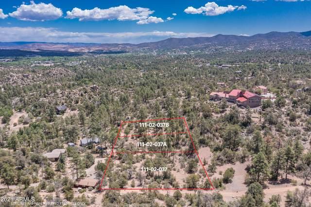 1733 Idylwild Road, Prescott, AZ 86305 (MLS #6248982) :: Keller Williams Realty Phoenix