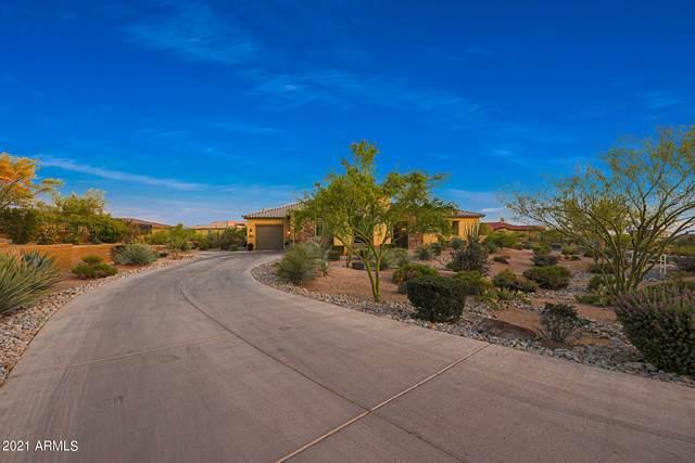 37193 N 109TH Way, Scottsdale, AZ 85262 (MLS #6248989) :: Executive Realty Advisors