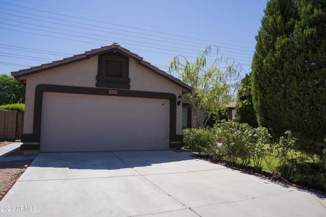 15745 N Gil Balcome Street, Surprise, AZ 85374 (MLS #6248999) :: Devor Real Estate Associates