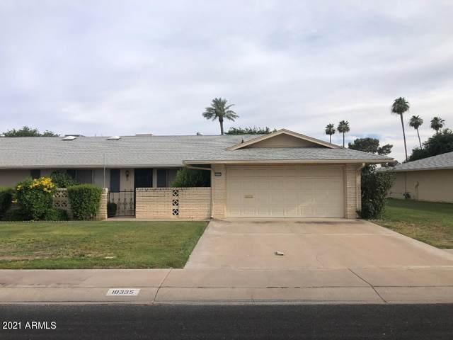 10335 W Desert Forest Circle, Sun City, AZ 85351 (MLS #6249006) :: John Hogen   Realty ONE Group