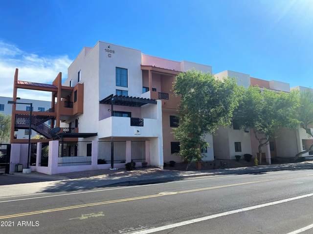 1005 E 8TH Street #3020, Tempe, AZ 85281 (MLS #6249007) :: Keller Williams Realty Phoenix