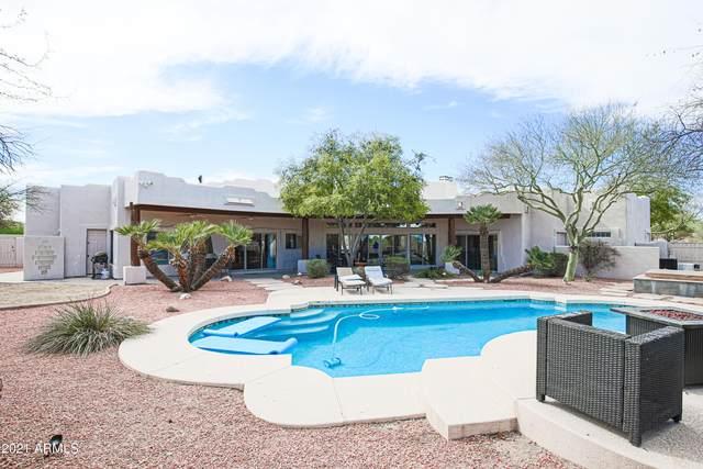 8801 E Diamond Rim Drive, Scottsdale, AZ 85255 (MLS #6249010) :: Executive Realty Advisors