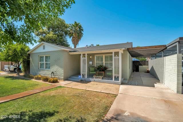 1722 W Heatherbrae Drive, Phoenix, AZ 85015 (MLS #6249013) :: Executive Realty Advisors