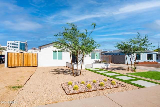 2917 N 8TH Avenue, Phoenix, AZ 85013 (MLS #6249014) :: Executive Realty Advisors