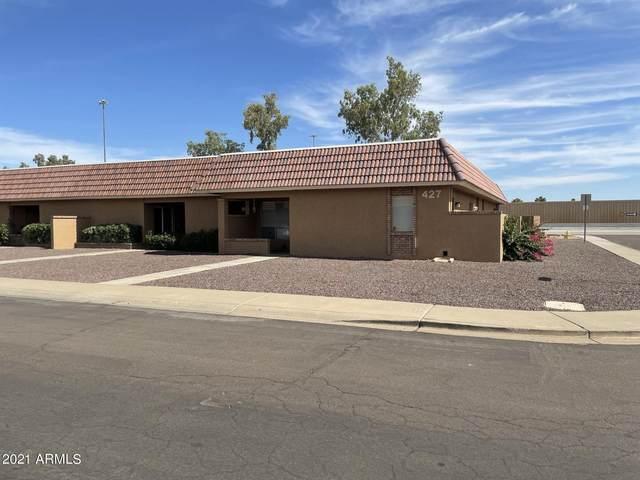 427 W Pontiac Drive #1, Phoenix, AZ 85027 (MLS #6249023) :: Hurtado Homes Group