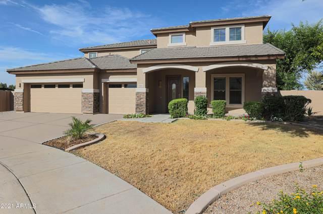 9405 S 43rd Drive, Laveen, AZ 85339 (MLS #6249040) :: Klaus Team Real Estate Solutions