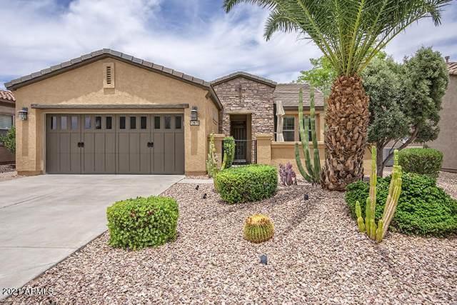 12678 W Jasmine Trail, Peoria, AZ 85383 (MLS #6249041) :: Howe Realty