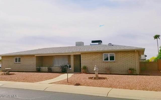 6457 E Dodge Street, Mesa, AZ 85205 (MLS #6249047) :: Arizona Home Group