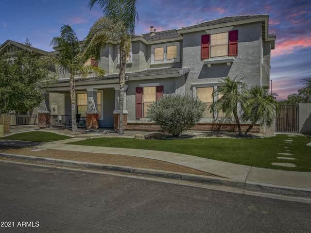 1765 S Reseda Street, Gilbert, AZ 85295 (MLS #6249058) :: Conway Real Estate