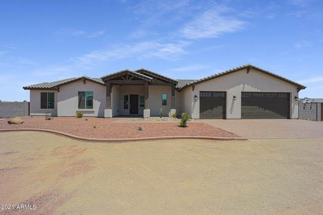 14936 W Red Fox Road, Surprise, AZ 85387 (MLS #6249063) :: Yost Realty Group at RE/MAX Casa Grande