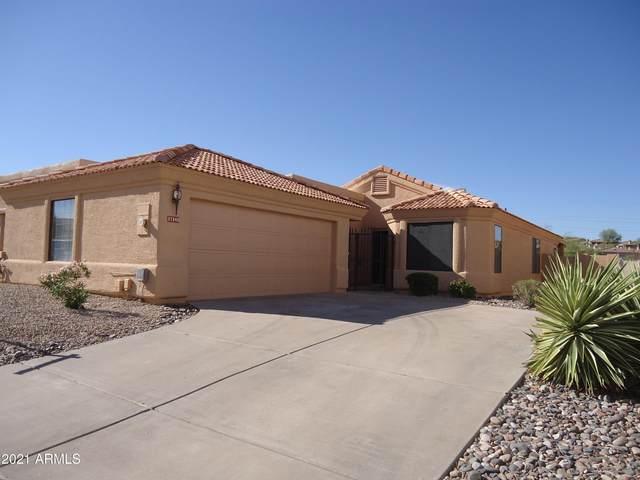 17240 E Quail Ridge Drive, Fountain Hills, AZ 85268 (MLS #6249064) :: The Garcia Group