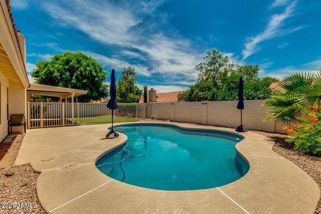 5543 E Elmwood Street, Mesa, AZ 85205 (MLS #6249078) :: The Daniel Montez Real Estate Group