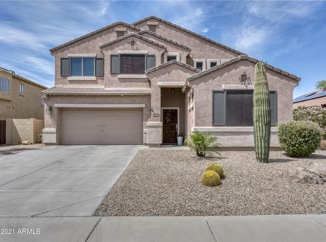 2635 E Ridge Creek Road, Phoenix, AZ 85024 (MLS #6249081) :: The Garcia Group