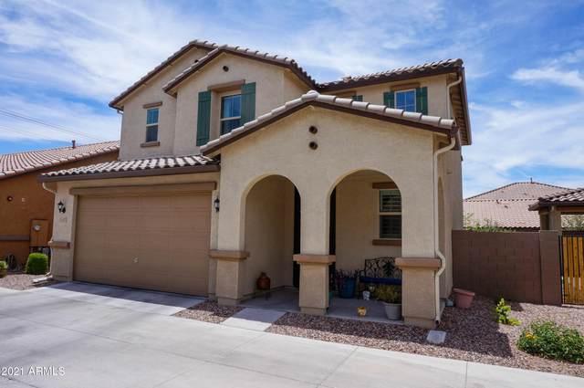 5107 E Greenway Street, Mesa, AZ 85205 (MLS #6249086) :: The Daniel Montez Real Estate Group