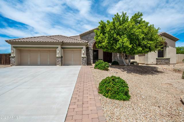 10420 N Erin Court, Waddell, AZ 85355 (MLS #6249096) :: Yost Realty Group at RE/MAX Casa Grande