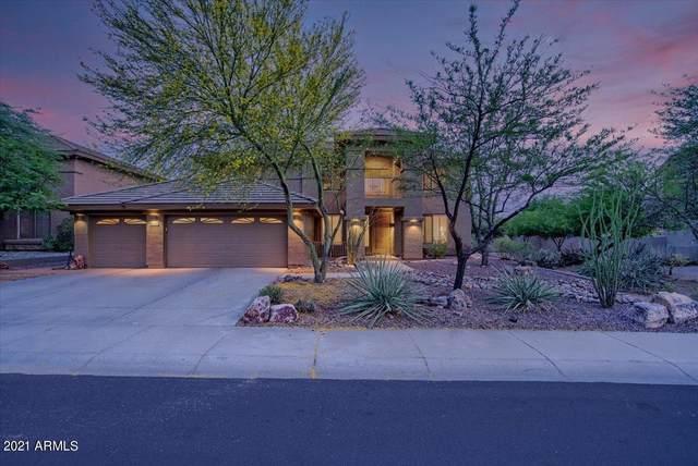 6101 E Smokehouse Trail, Scottsdale, AZ 85266 (MLS #6249103) :: Midland Real Estate Alliance