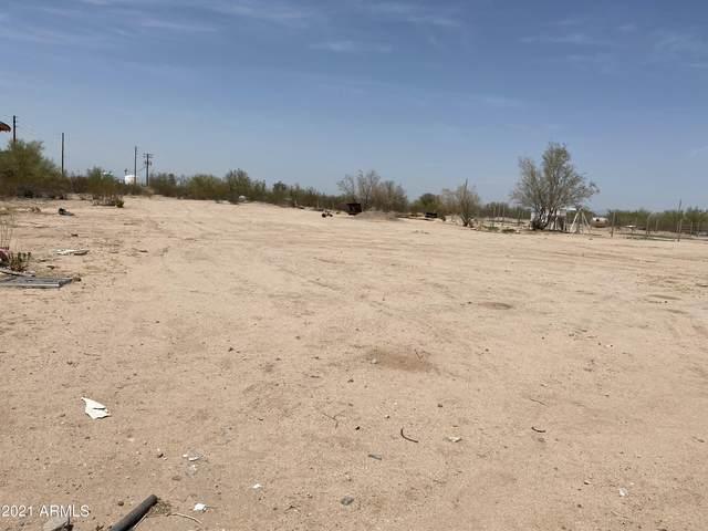 0 W Javelina Road, Maricopa, AZ 85139 (MLS #6249111) :: Arizona Home Group