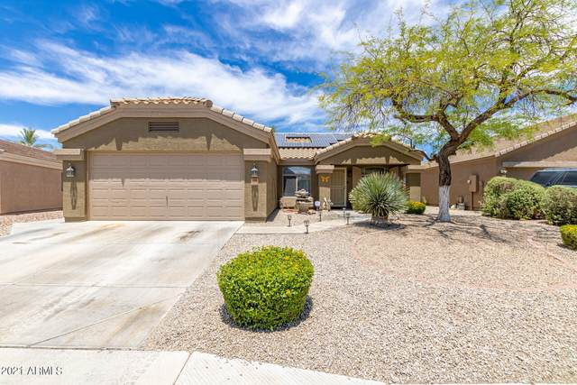 12554 W Hearn Road, El Mirage, AZ 85335 (MLS #6249121) :: Yost Realty Group at RE/MAX Casa Grande