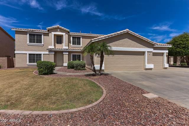 4900 S Springs Drive, Chandler, AZ 85249 (MLS #6249125) :: Yost Realty Group at RE/MAX Casa Grande