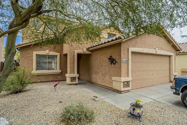 1241 W Roosevelt Avenue, Coolidge, AZ 85128 (MLS #6249138) :: Yost Realty Group at RE/MAX Casa Grande