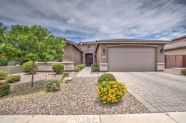 78 W Hackberry Avenue, San Tan Valley, AZ 85140 (MLS #6249140) :: CANAM Realty Group