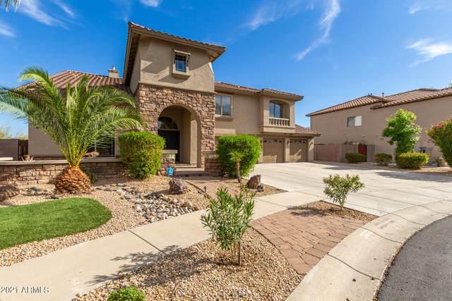 2305 W Night Glow Drive, Phoenix, AZ 85085 (MLS #6249159) :: Klaus Team Real Estate Solutions