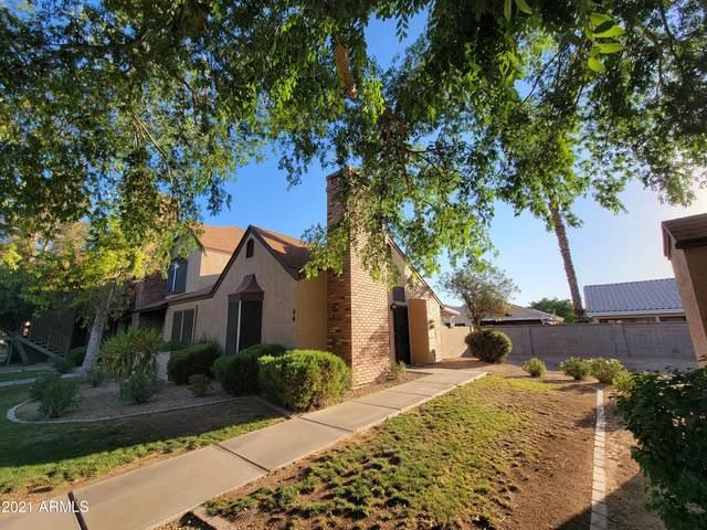 8111 W Wacker Road #46, Peoria, AZ 85381 (MLS #6249162) :: Yost Realty Group at RE/MAX Casa Grande