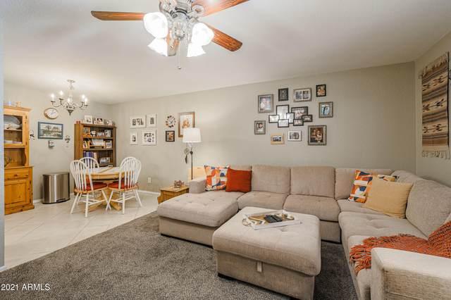 1340 N Recker Road #143, Mesa, AZ 85205 (MLS #6249170) :: Selling AZ Homes Team