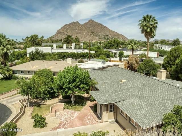 6908 E Mariposa Drive, Scottsdale, AZ 85251 (MLS #6249171) :: Klaus Team Real Estate Solutions