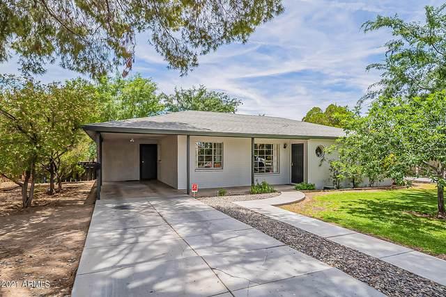 1011 E Keim Drive, Phoenix, AZ 85014 (MLS #6249179) :: Executive Realty Advisors