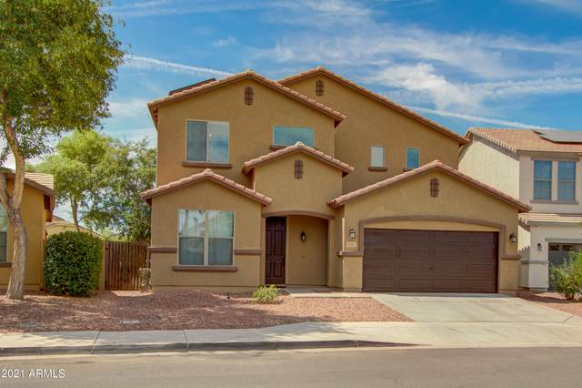 11817 W Planada Lane, Sun City, AZ 85373 (MLS #6249183) :: Power Realty Group Model Home Center