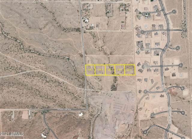 0 S Gary Road, San Tan Valley, AZ 85143 (MLS #6249186) :: The Garcia Group