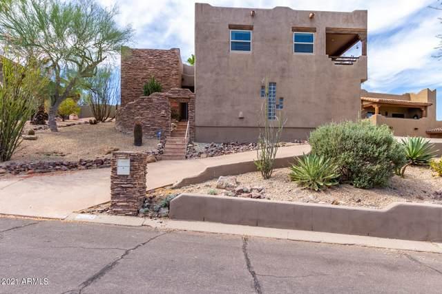 16624 N Aspen Drive, Fountain Hills, AZ 85268 (MLS #6249192) :: The Garcia Group
