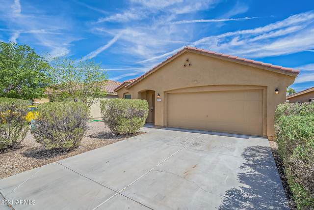 2802 W Santa Cruz Avenue, Queen Creek, AZ 85142 (MLS #6249193) :: The Garcia Group