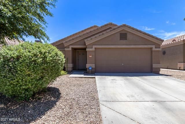 14602 N 124TH Lane, El Mirage, AZ 85335 (MLS #6249195) :: Yost Realty Group at RE/MAX Casa Grande