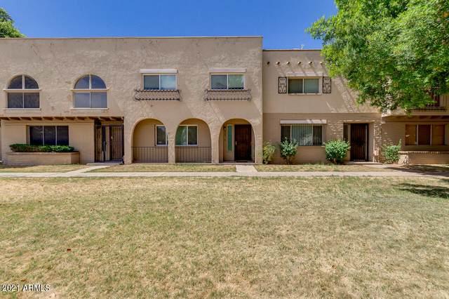 2903 E Fairmount Avenue, Phoenix, AZ 85016 (MLS #6249219) :: Executive Realty Advisors
