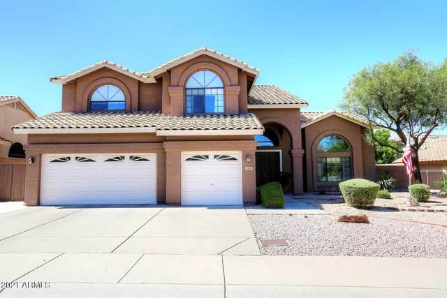 12831 E Becker Lane, Scottsdale, AZ 85259 (MLS #6249221) :: Conway Real Estate