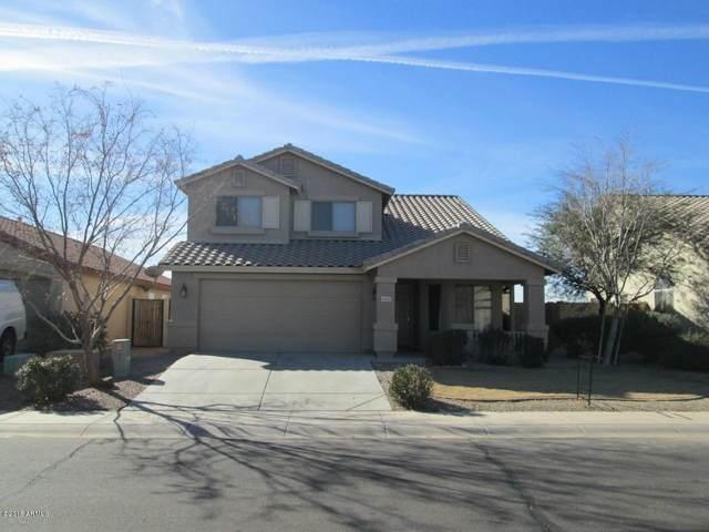 43895 W Wade Drive, Maricopa, AZ 85138 (MLS #6249240) :: Executive Realty Advisors